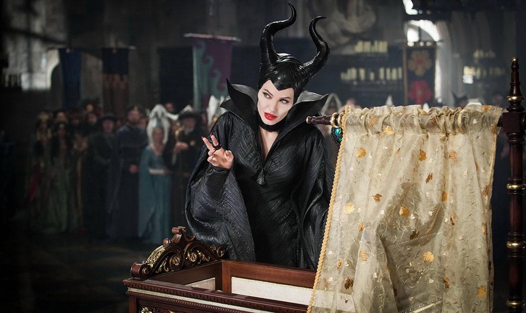 Maleficent & Curse