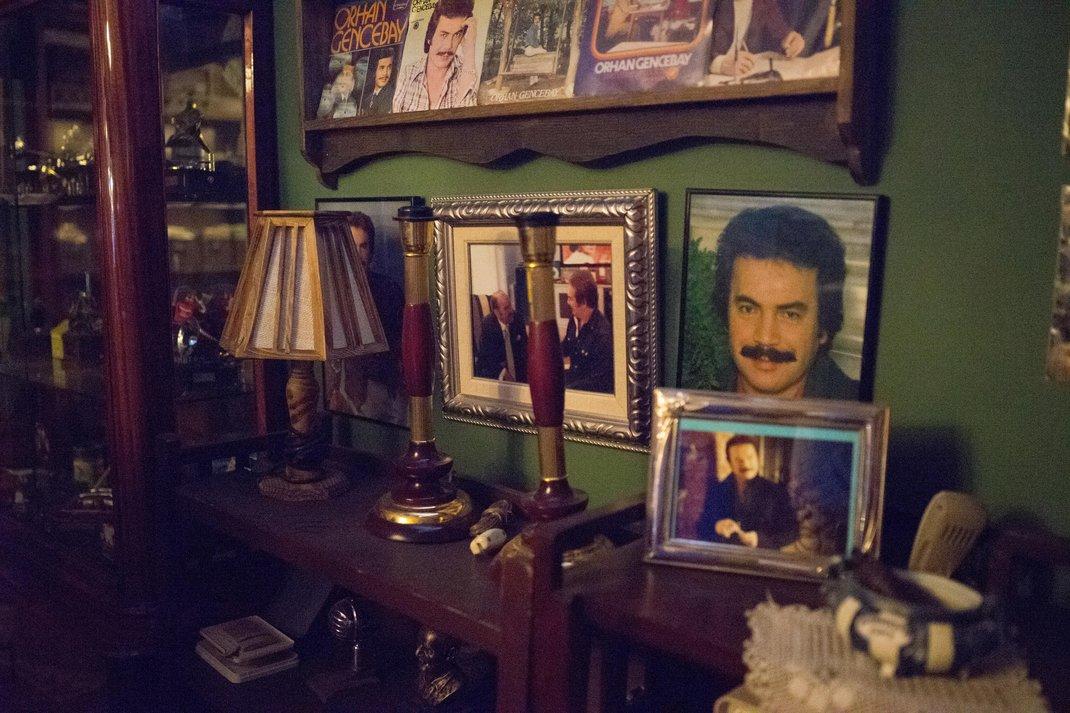 Gramofon cafe orhan gencebay