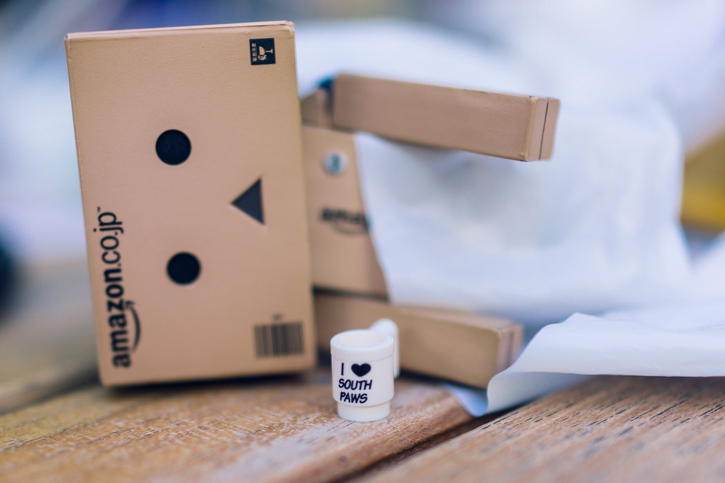 Oh no! Not monday again! Danbo