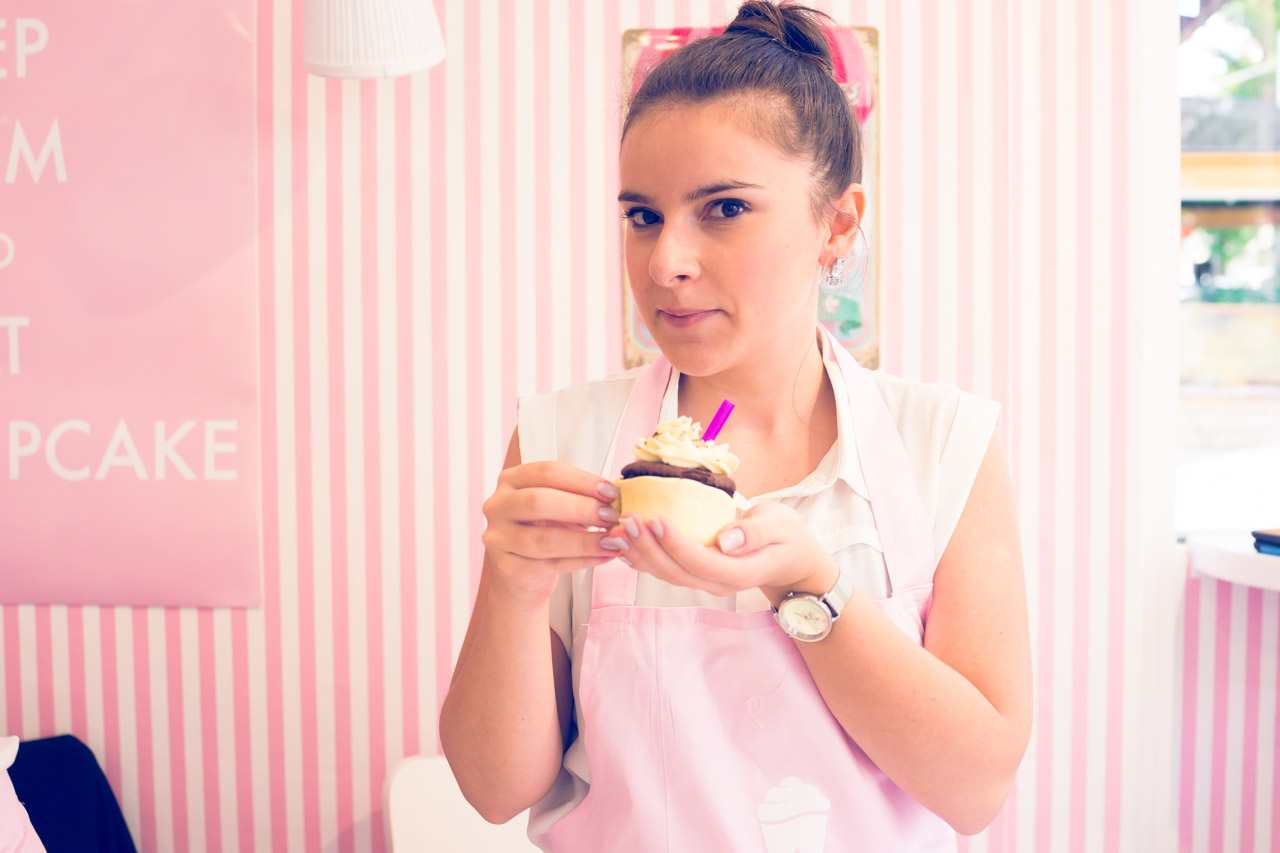 Very Cupcake Süsleme Atölyesi Kahve Cupcake