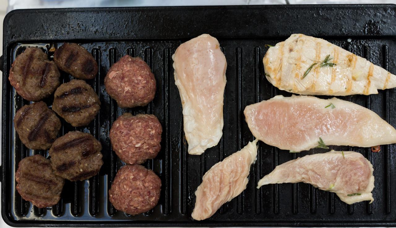 Optimum Yemek Atölyesi tavuk ızgara inegöl köfte