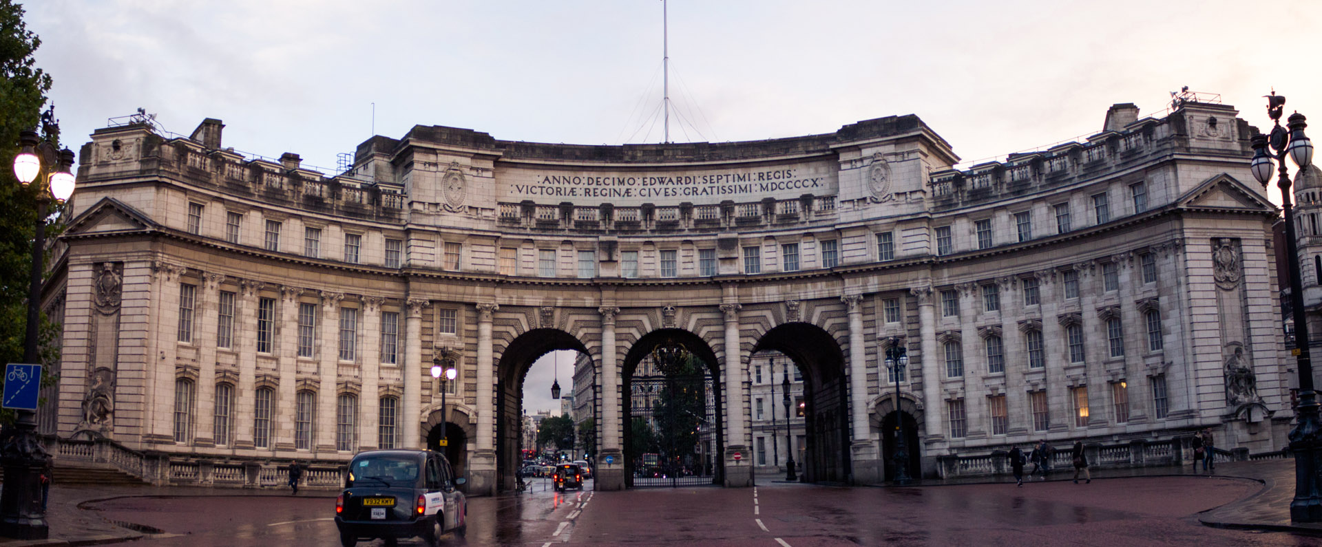 Londra Admiralty Arch