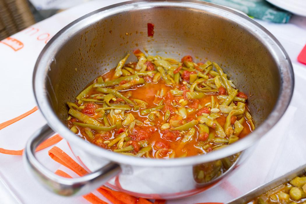 zeytinyağlı fasulye
