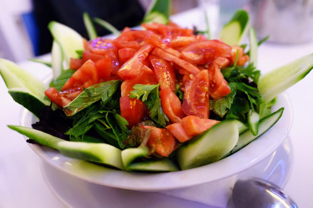 nefis balık evi salata