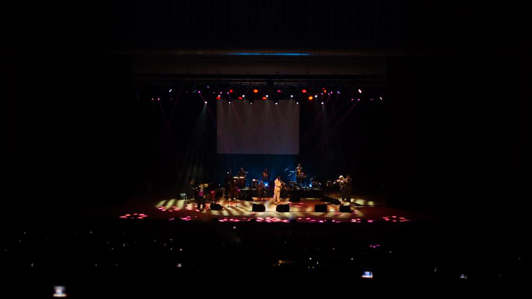 Buena Vista Social Club Congresium konser
