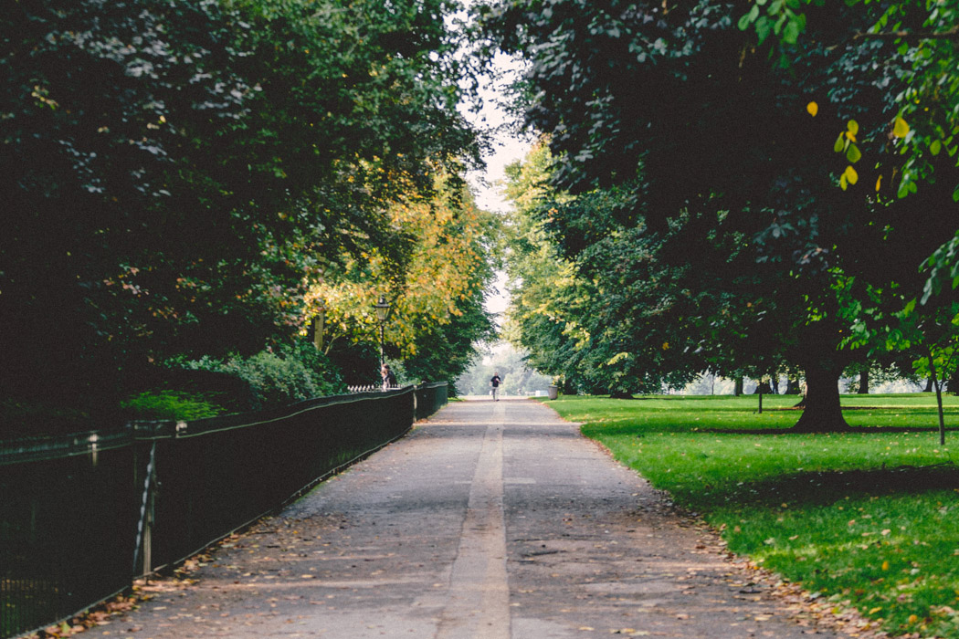 Hyde Park - İş Gezisinin En Güzel Hali : Londra III