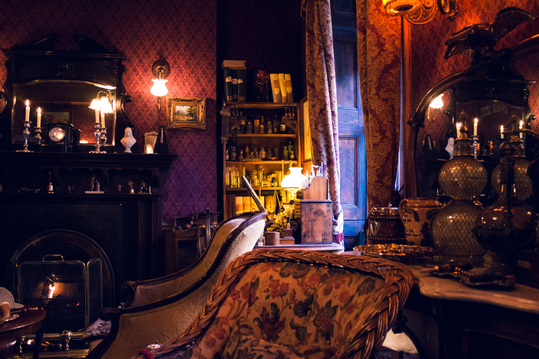 Sherlock Holmes Museum - İş Gezisinin En Güzel Hali : Londra III