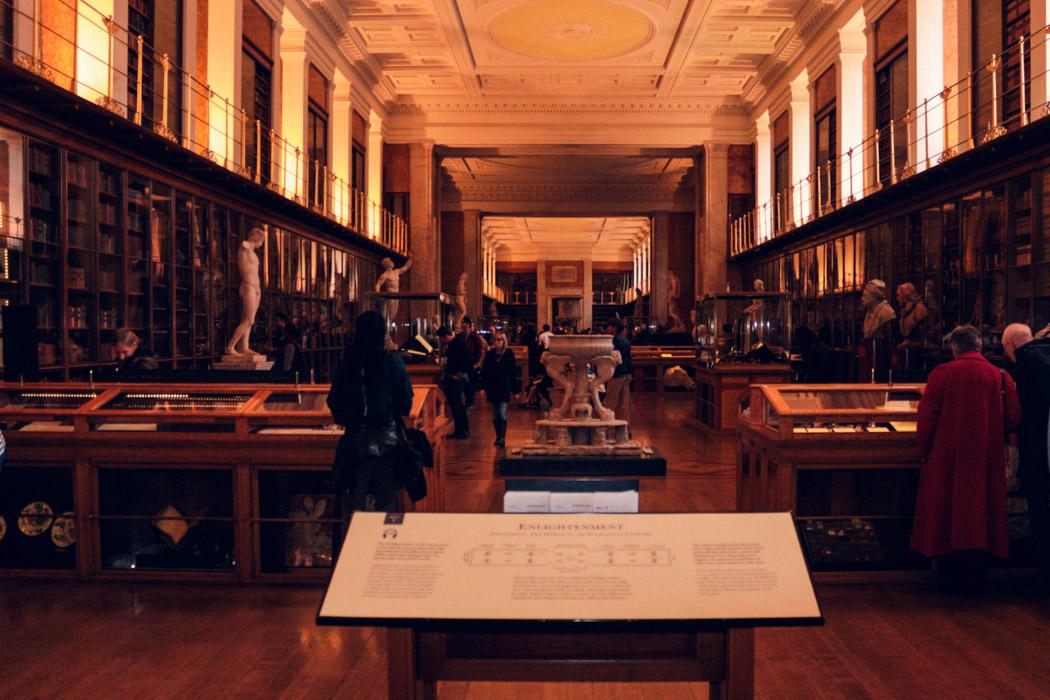British Museum - İş Gezisinin En Güzel Hali : Londra III