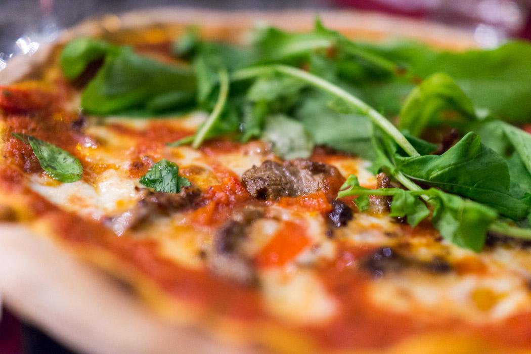 peperoncino pizza