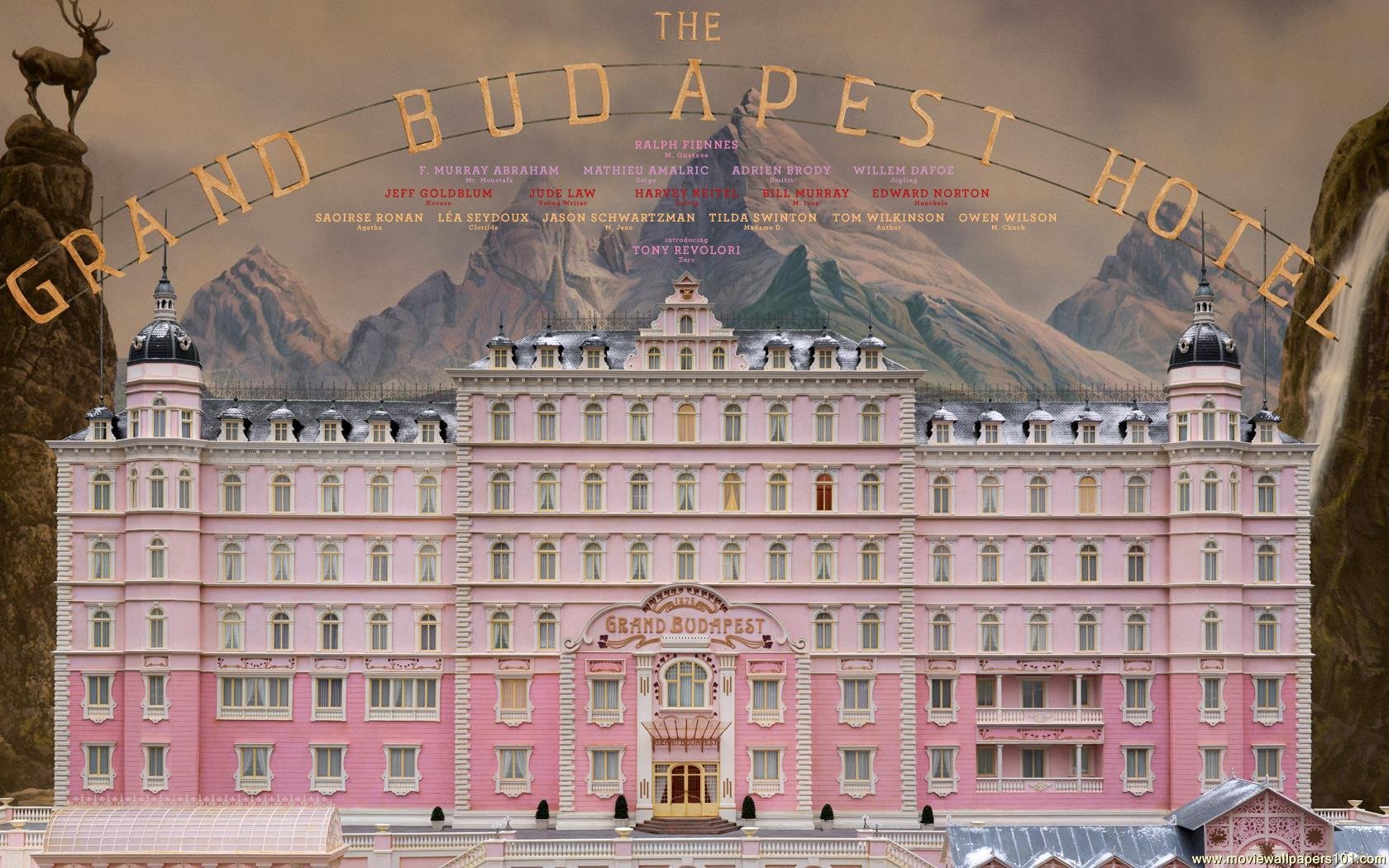 Büyük Budapeşte Oteli birtatlibireksi